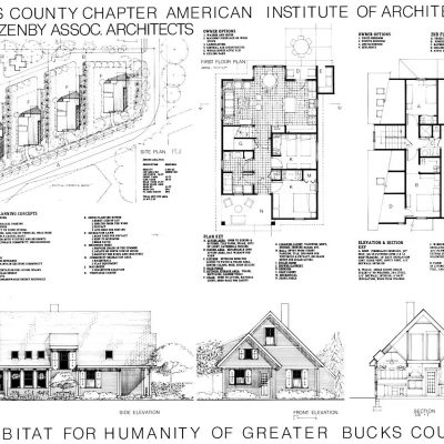 Habitat For Humanity Design Comp.